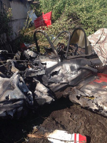 В разбившемся под Самарой Як-52 погиб главный - НТВ