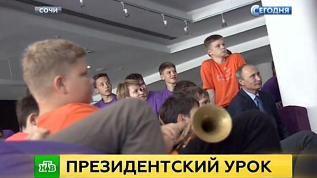 максим фадеев представил путину мультфильм 10-летнем воине