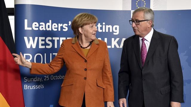 В Брюсселе завершился экстренный саммит по проблеме беженцев