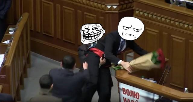 Как украли Яценюка