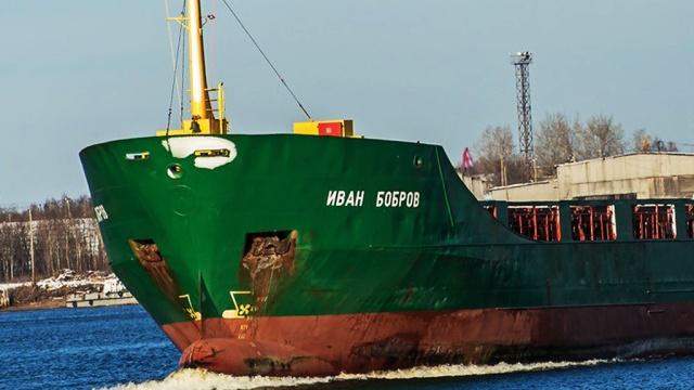 сми арестованы члены экипажа задержанного дании российского судна
