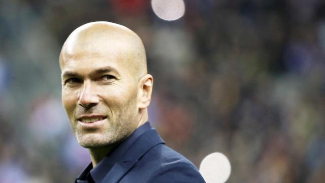 В Реале подтвердили назначение Зидана на пост главного тренера