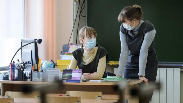 Из-за ОРВИ закрылись школа и детский сад