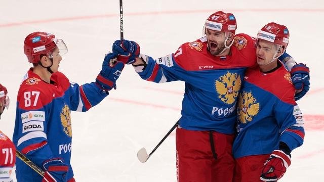 использованием русские хоккеисты в европе обучая