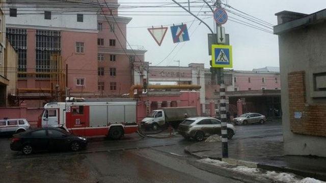 Названа предварительная причина пожара на Самарской ГРЭС