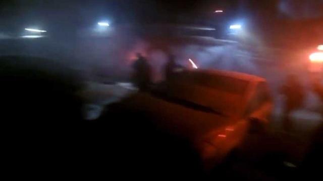 Посольство РФ на Украине направило ноту протеста после ночного нападения