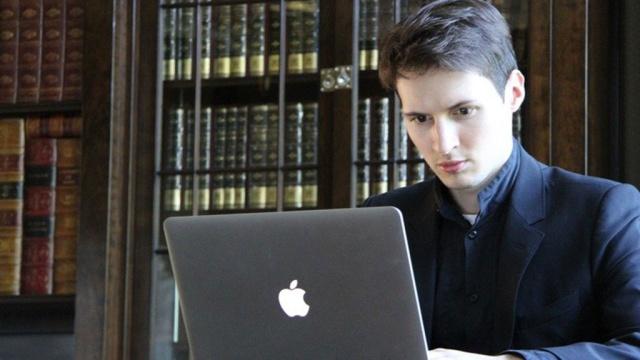 Дуров рассказал американцам, как приглашал Сноудена на работу