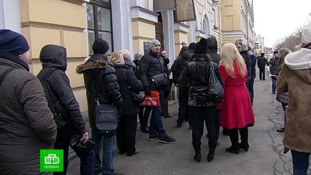 валютные ипотечники пообещали умереть приемной едра петербурге
