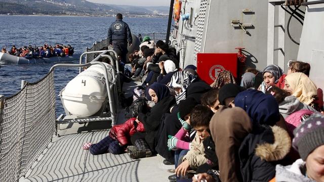 Власти Турции заявили о задержании более 1700 мигрантов