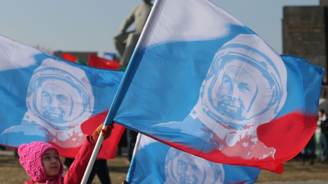 Космические билборды украсят Москву в честь Дня космонавтики