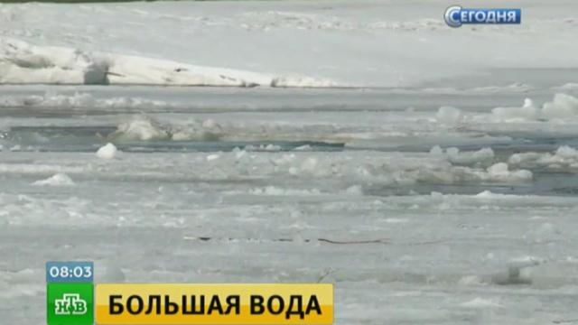 вышедшая берегов река отрезала мира башкирский поселок