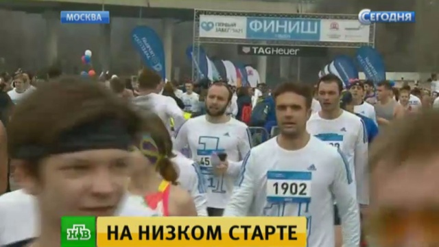 First season in the mass sprint in Moscow gathered a record 5 thousand participants