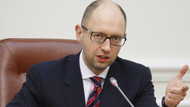 Yatsenyuk is suspected of receiving a bribe in 3 million dollars