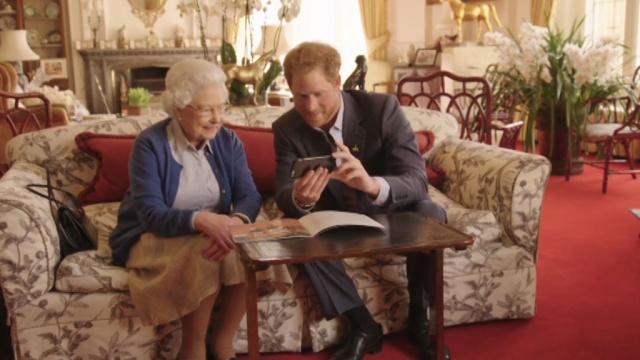 принц гарри елизавета ответили рэп-выпад семьи обамы