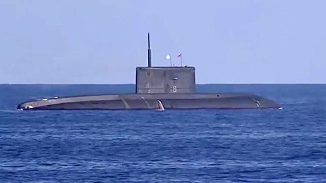 сирийские подводные лодки