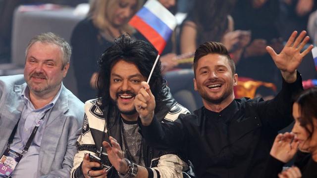 сергей лазарев выступит финале евровидения 18-м номером