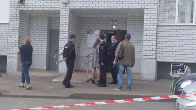 Казанского бизнесмена расстреляли в подъезде его дома