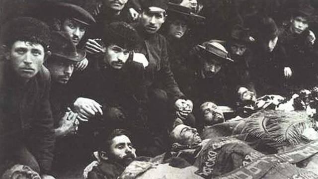 волынской резни фото