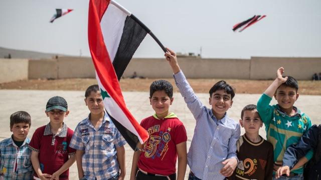 В Сирии за сутки заключили рекордное число соглашений о перемирии