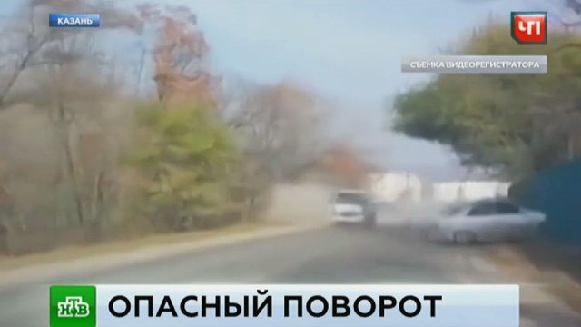 Поселок под Казанью защитят от влетающих в дома машин