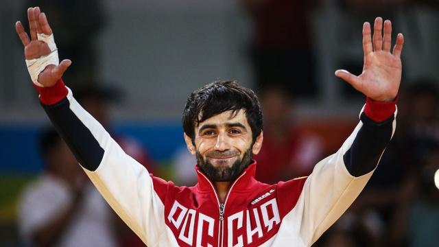 Олимпийский чемпион Мудранов рассказал о встрече с Путиным на татами