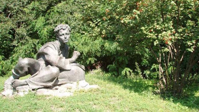 На Украине украли памятник Тарасу Шевченко