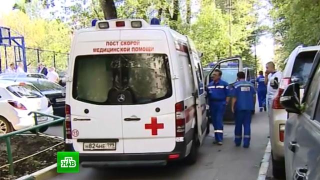 В Москве двухлетняя девочка погибла, выпав с девятого этажа
