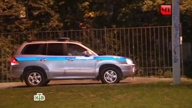 На севере Москвы в Lexus обнаружили убитого мужчину