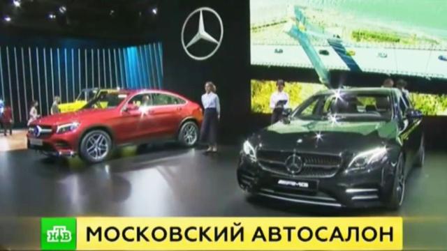 АвтоВАЗ показал на Московском автосалоне шесть новинок