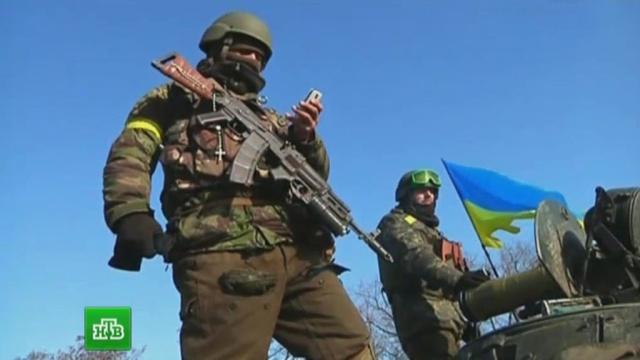 украина начала масштабную переподготовку резервистов