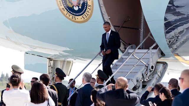 СМИ узнали детали истории с красной дорожкой для Обамы на саммите G20
