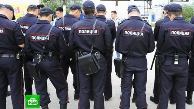 Более 320 тысяч полицейских будут охранять порядок в день выборов