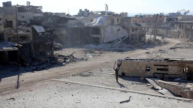 Боевики ан-Нусры развернули масштабное наступление на Алеппо