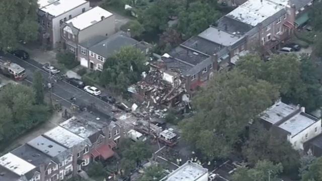 Более 20 человек пострадали при взрыве нарколаборатории в Нью-Йорке