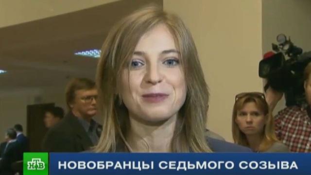 Журналисты НТВ пообщались с новобранцами Думы VII созыва