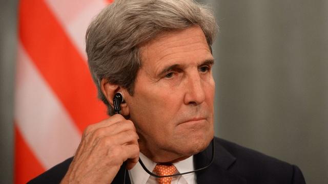 Госдеп опроверг слова Керри о военных преступлениях России в Сирии