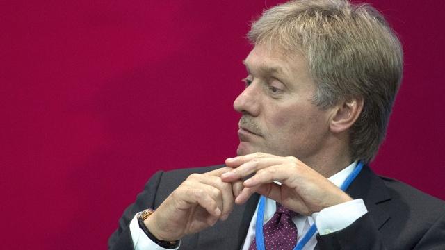Песков прокомментировал высказывание Олланда о готовящейся встрече с Путиным
