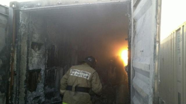 названа предварительная причина пожара унесшего семи тюменью