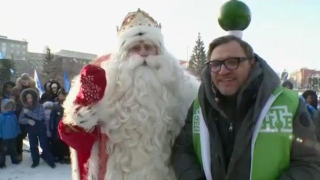 дед мороз сбреет бороду победы россии чм-2018