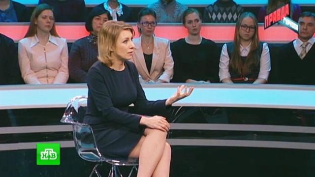 мария захарова эфире нтв россия научилась противостоять информационной