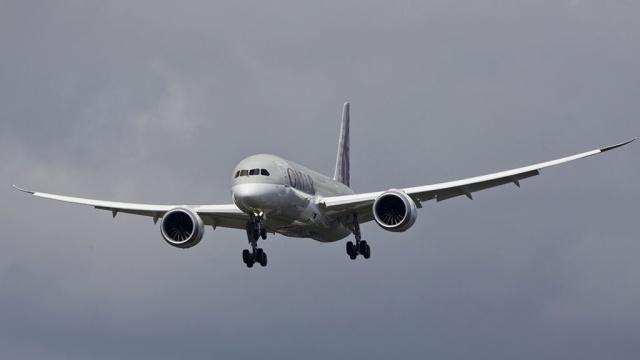 В Португалии при экстренной посадке Boeing 777 пострадали пассажиры