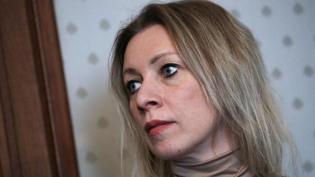 мария захарова ответила сообщения серьезной болезни