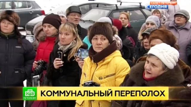 замерзающий военный поселок ленобласти начали завозить уголь топить