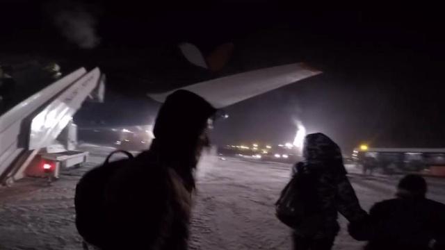 пассажиры аварийного boeing вылетели таиланд спустя