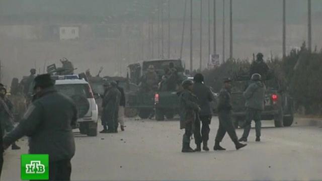 Талибы устроили двойной теракт в Афганистане: более 30 погибших
