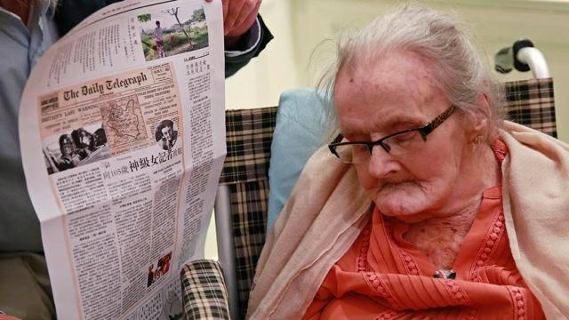 Первый очевидец начала Второй мировой войны скончалась на 106-м году жизни