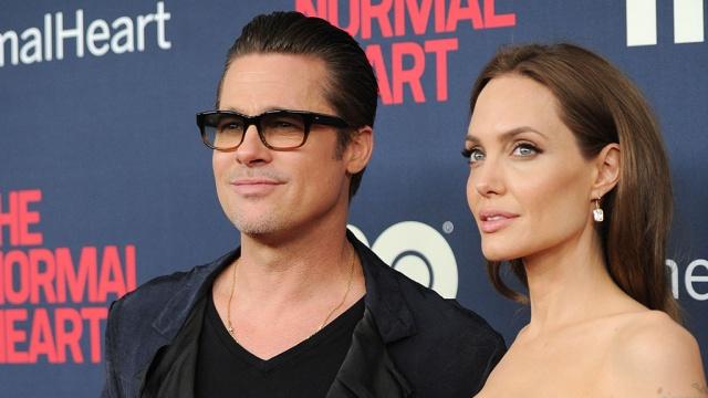 Питт и Джоли решили скрыть от публики бракоразводный процесс