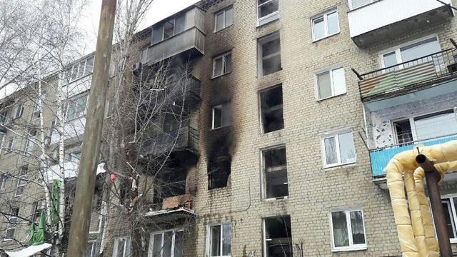 Взрыв в Саратове: более 80 жильцов многоэтажки вернулись в свои квартиры