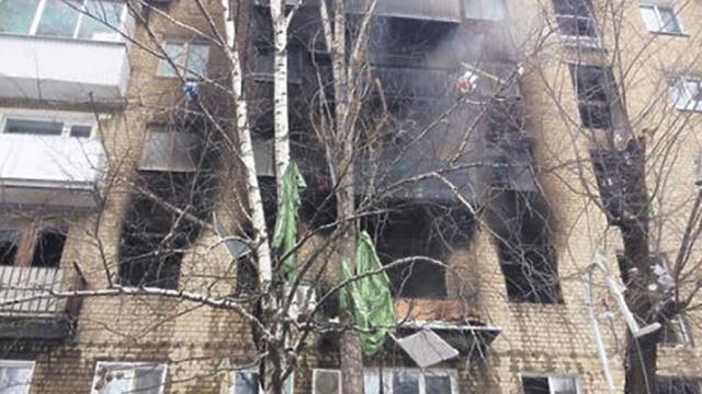 В Саратове скончался один из пострадавших при взрыве газа