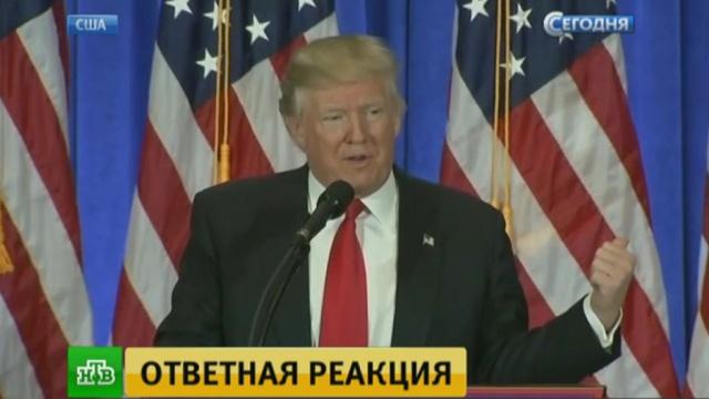 Трамп не исключил жесткого диалога с Путиным